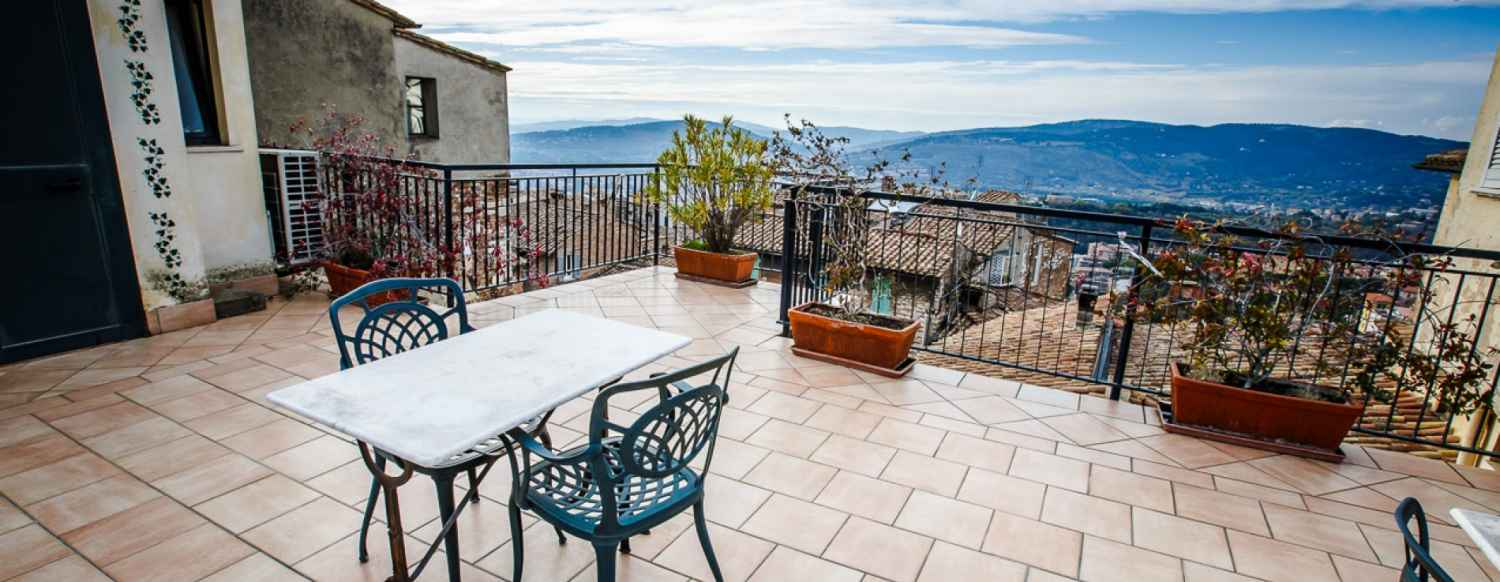 Holidays' apartments in the centre of Perugia