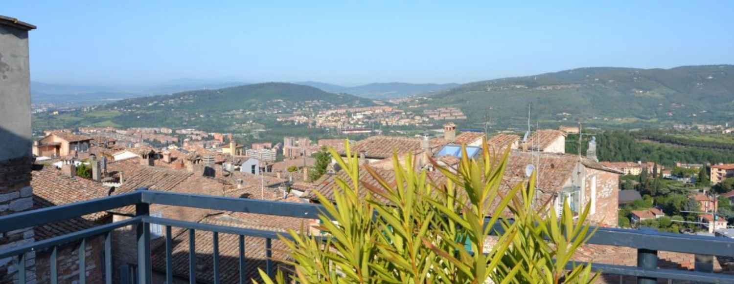 Home stay in Umbria